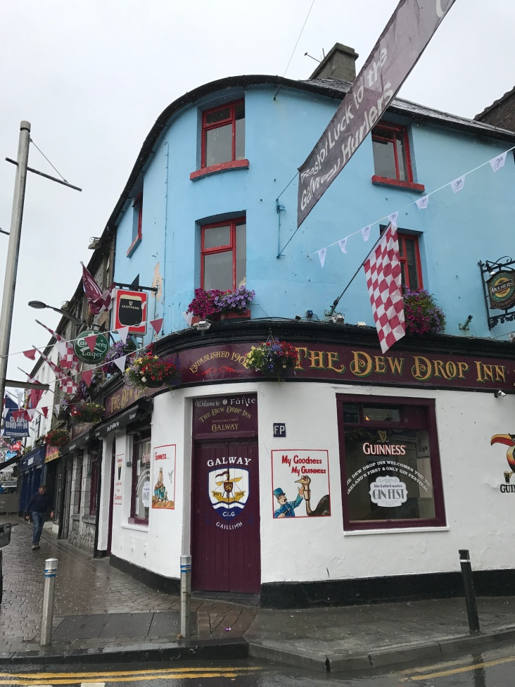Pub in Galway