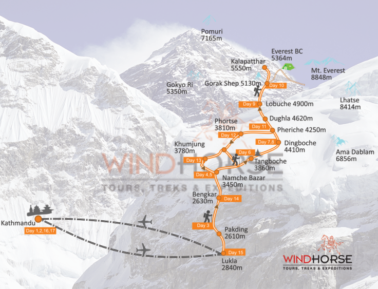 everest-base-camp-trek-map