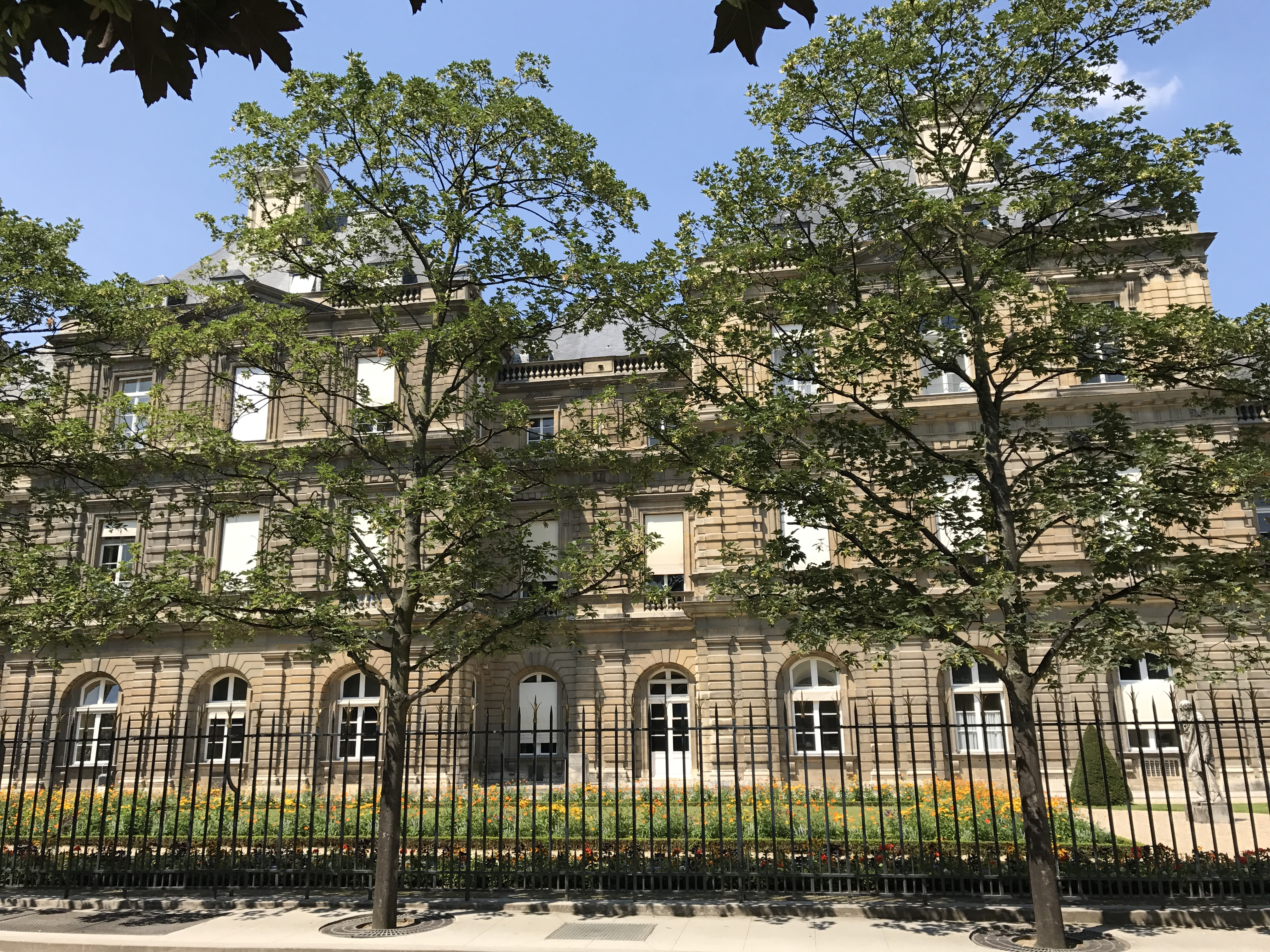Paris Day 5: Luxembourg Gardens & Train to Amsterdam – The Girl With ...